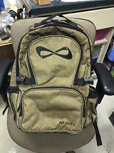 Backpack - laptop bag, school bag, cheer dance