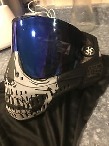 PAINTBALL GEAR AND LIMITED EDITION EFLEX MASK