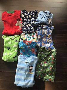 18 months winter PJ's