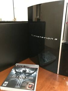 PlayStation 3 (PS3) and Diablo game