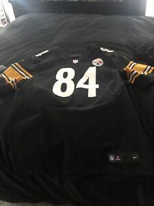 Antonio brown ON FIELD jersey XL