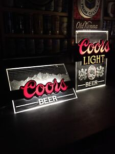 Beer signs for xmas