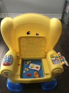 Fisher-Price Laugh & Learn Smart Stages Chair ( English)
