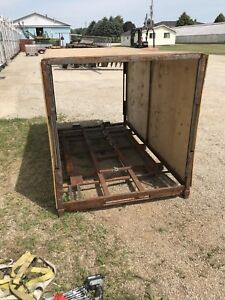 Quad Shipping Crate
