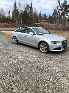 2012 Audi A4 Quattro **new price**