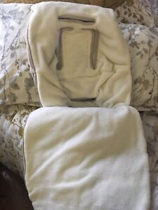 Housse de coquille / car seat cover