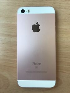 iPhone SE 64GB + chargeur