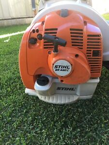 Stihl BR450C Commercial Backpack Blower with Electric Start