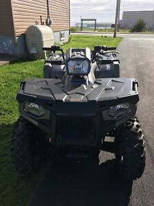 2015 Polaris Sportsman 570sp