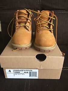 New timberlands toddler boots
