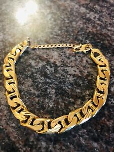 22k Beautiful men's bracelet - 70grams !!!