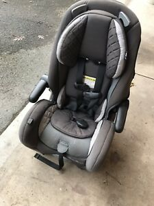 Eddie Bauer 3 In 1 Deluxe Car Seat YEARS LEFT