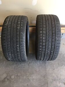 """21"""" Continental Tires"""