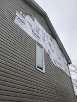 Roofing and siding repairs
