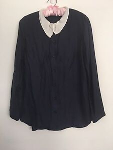 Moving Sell - Carven Collar Blouse Bondi Eastern Suburbs Preview