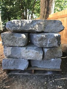 Special on premium northern landscape armour stone