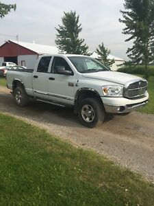 2008 dodge 2500 cummins