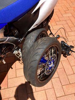 Motard  Tyres - WR450F
