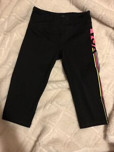 Victoria's Secret cropped leggings
