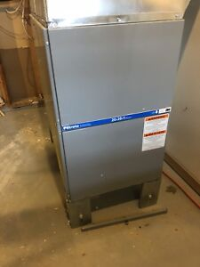 Oil Furnace (Forced Air) Sold PPU