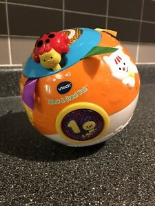 EUC Vtech Walk & Crawl Ball. Retail is $55. Selling For $25