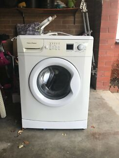 Fisher and paykel 6kg washer washing machines dryers gumtree 8kg fisher paykel front loading washer fandeluxe Image collections
