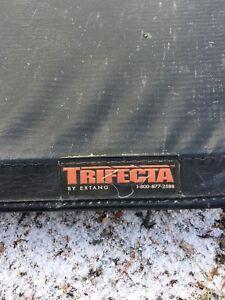 Trifecta 3 fold soft tonneau cover for Toyota Tacoma