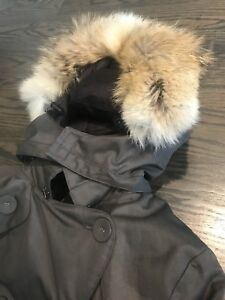 NOBIS Women's Tula-L Down Peacoat BRAND NEW NEVER USED
