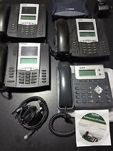VOIP Phones and Router Netgear Swich ADSL Link Router Key Boards Hampden Goyder Area Preview