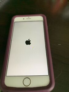 iPhone 6s 64GB rose gold mint condition unlocked