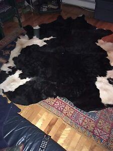 Spectaculaire peau de vache de prestige
