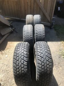 Silverado winter tires