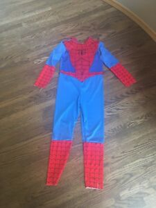 Halloween Costume - Spiderman