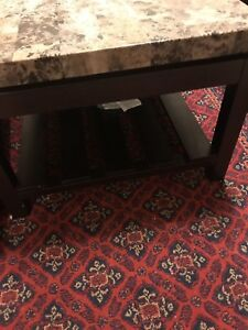 3 piece Granite coffee table