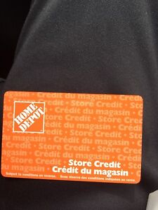 440$ Home Depot gift card looking for 350$