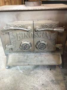 Kingsman woodstove