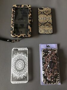 LIKE NEW / NEW iPHONE 5/5S CASES! $3.00 each!