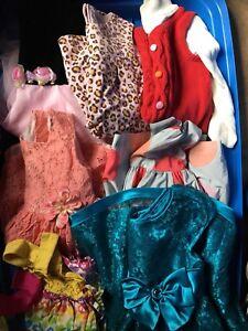 Pretty dresses lot