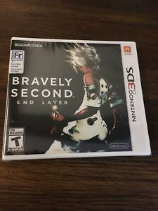 Bravely second neuf/sealed