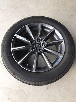 Enkei Alloy Wheels with Yokohama tyres