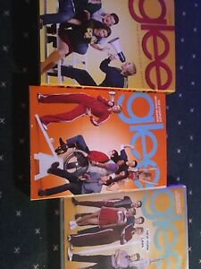 Season 1,2,4 of glee cheap
