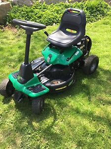 Ride on mower WeedEater One