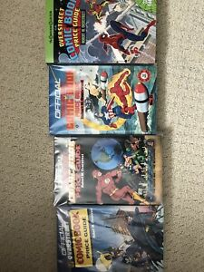 Overstreet Comic Price guides.