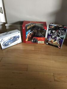 Boys new in the box toys