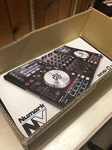 Numark NV Dj turn table/mixer deck