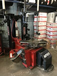 Coats machine Apx90e  tire changer