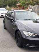 BMW 320I ALL BLACK WITH LUXURIOUS INTERIOR PERFECT CONDITION Waterford Logan Area Preview