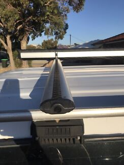 Rhino roof racks/bars heavy duty Hamilton Hill Cockburn Area Preview
