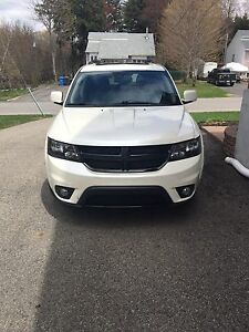 Dodge Journey 2012 AWD / RT