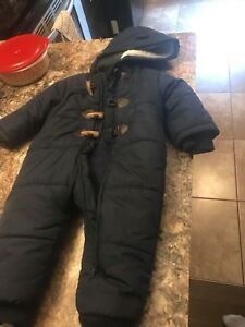 12-18 month snow suit
